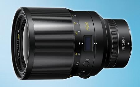 Nikkor Z 58mm f/0.95 S Noct, nueva óptica para mirrorless de formato completo (la más luminosa de la firma hasta la fecha)