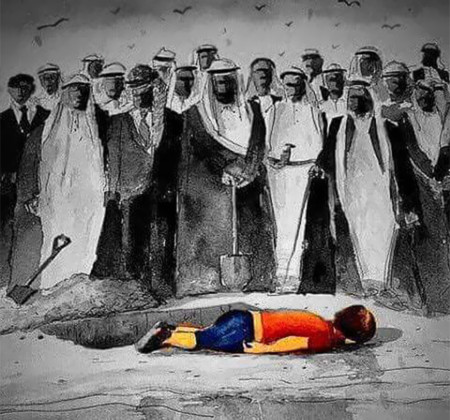 Syrian Boy Drowned Mediterranean Tragedy Artists Respond Aylan Kurdi 18 700