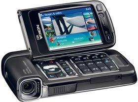 Yahoo Go en los Nokia de serie