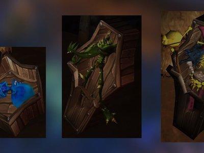 Los tres campeones cancelados de League of Legends que fueron enterrados en Harrowing
