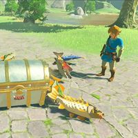 Silbando sin parar: así es la mejor forma de pescar peces en The Legend of Zelda: Breath of the Wild en unos segundos