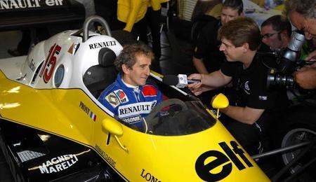 """Alain Prost:""""Ahora no hay emoción porque no hay riesgos"""""""