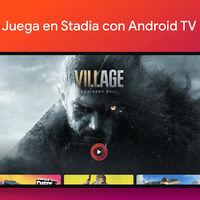 Stadia para Android TV ya disponible para descargar en Google Play Store