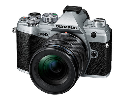 Om D E M5 Mark Iii Silver Ez M1245 Product 001