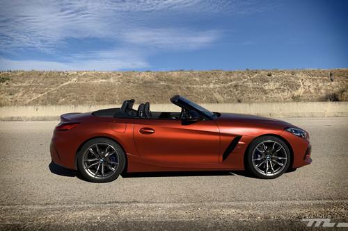 Probamos el BMW Z4 M40i: borrón y cuenta nueva con 340 CV para poder brillar en su segmento