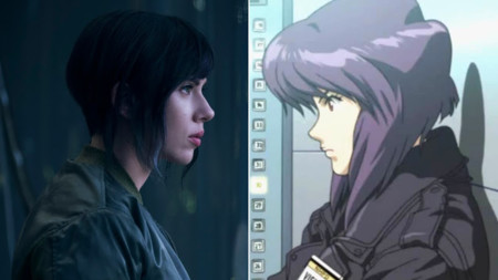 ¿Por qué Scarlett Johansson da vida a la protagonista de 'Ghost in the Shell'? La polémica está servida