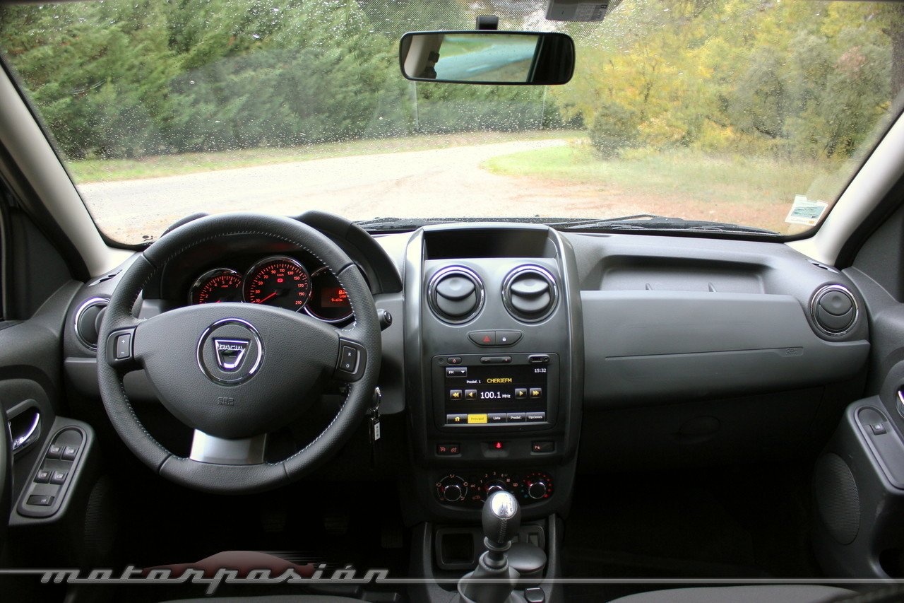 Foto de Dacia Duster 2014 - presentación (44/59)