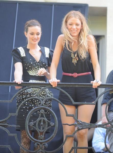 Foto de Primeras imágenes del rodaje de la cuarta temporada de Gossip Girl (1/5)