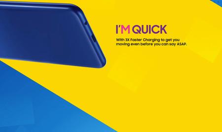 Samsung Carga Rapida