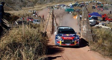 Rally de Argentina 2011: Los rivales ceden y Sébastien Ogier es líder a falta de una etapa