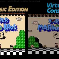 Los clásicos de la Mini NES se ven y escuchan mejor que en la Consola Virtual de Wii U