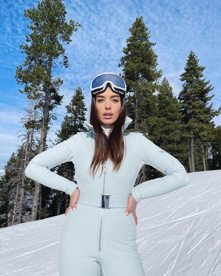 Cinco estilismos para ir a la nieve que nos ayudarán a derrochar estilo sin necesidad de pasar frío