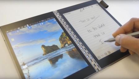 Tiger Rapids es el nombre del dispositivo que ha presentado Intel con doble pantalla y funcionando sobre Windows 10