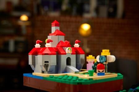 Mario 64 Lego