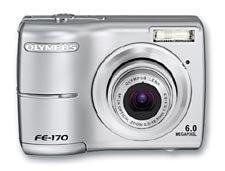 Olympus FE-200, FE-190 , FE-180 y FE-170, las nuevas compactas