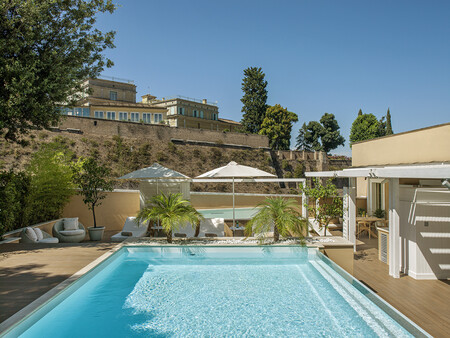 Hotel Villaagrippina Roma Granmelia Poolvilla