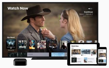 Apple actualiza su tvOS a la versión 10.1 incluyendo la aplicación 'TV' de serie