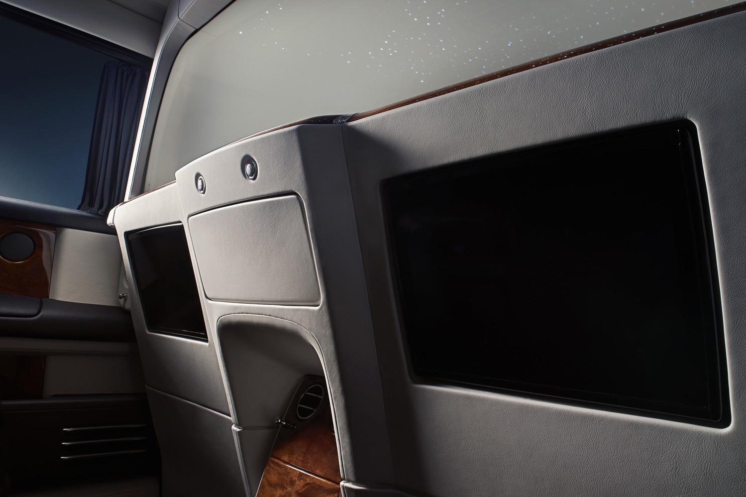 Foto de Rolls-Royce Phantom Privacy Suite (14/42)