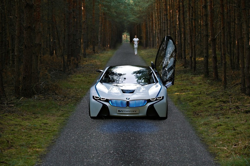 Foto de BMW Vision EfficientDynamics 2009 (67/92)
