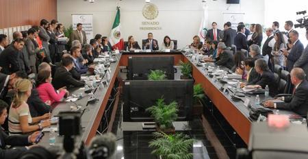 Comisión Senado