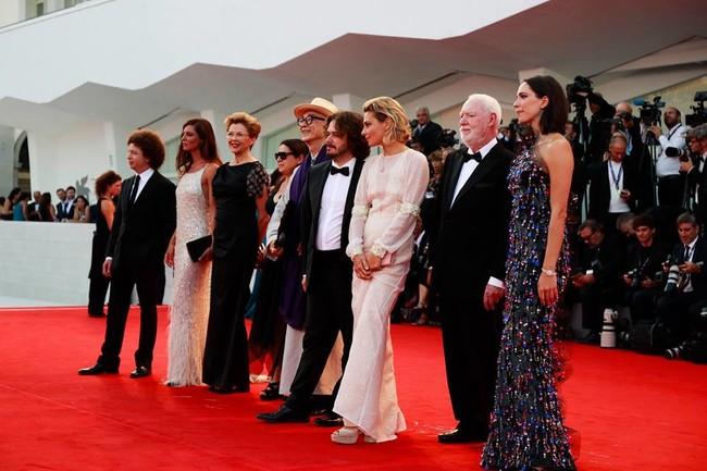 festival de cine de venecia celebrities look estilismo outfit mejor vestidas