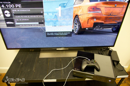 Xbox One Encima