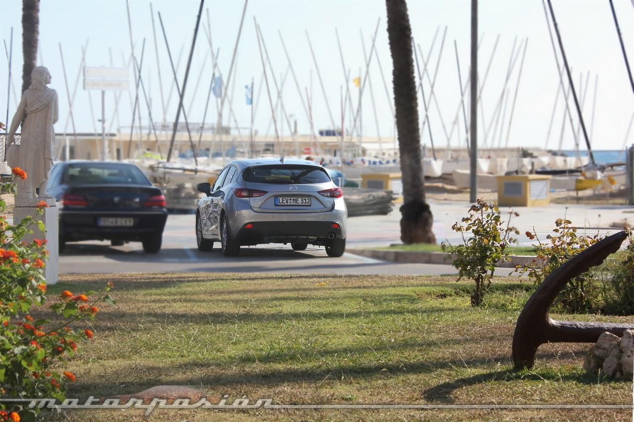 Foto de Mazda3 2013, presentación y prueba (18/61)