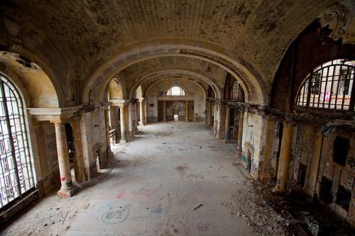 Buscamos la Detroit de Internet: cualquier tiempo fue mejor para estos ex-gigantes de la red