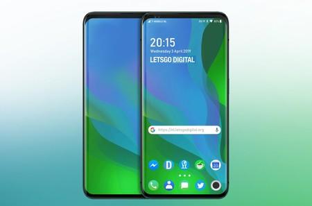 Oppo Smartphone Pantalla Deslizable Lateral