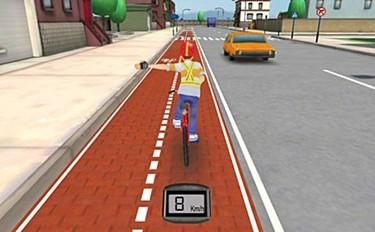 Bicis y Cascos: aplicación sobre seguridad vial en bicicleta para los peques