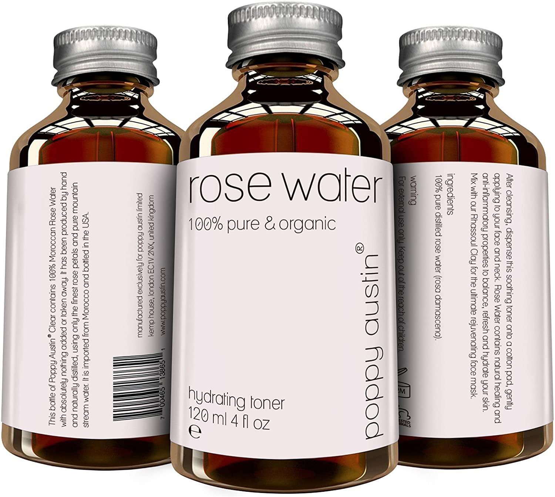 Rose Water de Poppy Austin