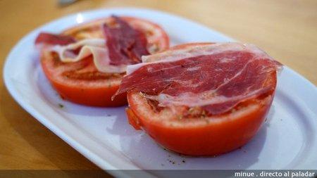 Tasca el botijo - tomates templados