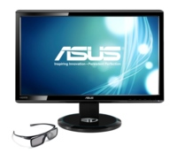 ASUS VG23AH aúna panel IPS y compatibilidad 3D
