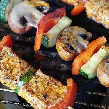 Consejos para preparar las mejores verduras asadas a la parrilla