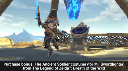 Super Smash Bros. Ultimate Mii