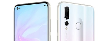 Huawei Nova 4: otro smartphone con agujero en pantalla y cámara de 48 megapixeles que podría llegar a México