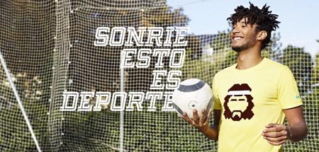 Las camisetas retro del Mundial son de Le Coq Sportif