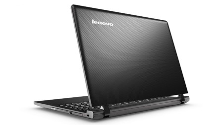 Lenovo Ideapad100 Back View
