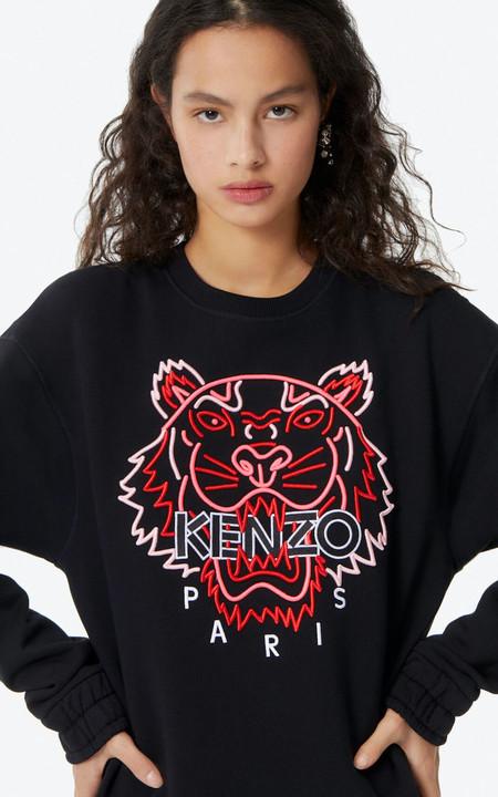 Neon Tiger Sweatshirt