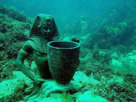 Ciudad Sumergida De Cleopatra