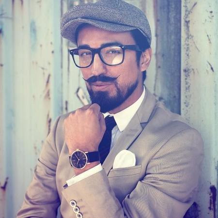 Aventurero y caballero: reloj Cesare de Lambretta Watches