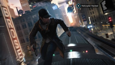 Watch Dogs Running On Ltrain 1394239149