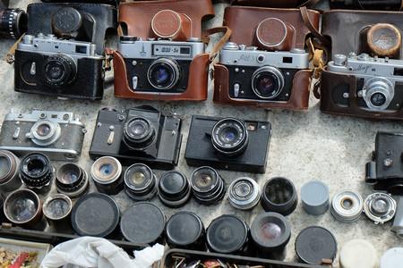 Consejos para comprar una cámara de segunda mano