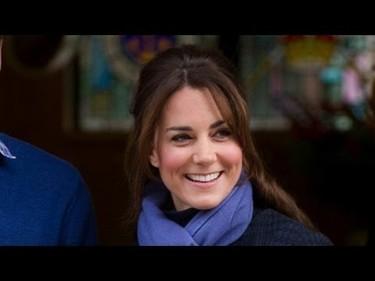 Kate Middleton sale del hospital más fresca que sus rosas
