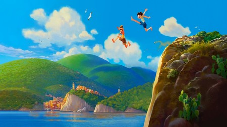 """""""Luca"""": la nueva película de Disney•Pixar sobre la amistad, que estará ambientada en la costa italiana"""