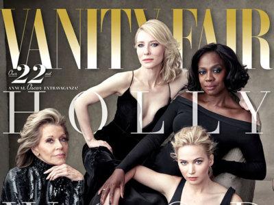 ¡El gran número de Vanity Fair ya está aquí!