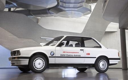 BMW Serie 3 eléctrico de 1981