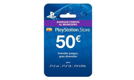 Esta semana, en eBay, te puedes ahorrar 8 euros en la tarjeta PSN de 50 euros