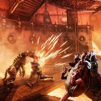 Necromunda: Hired Gun, un frenético FPS ambientado en el universo de Warhammer 40.000, se filtra en la tienda de Microsoft