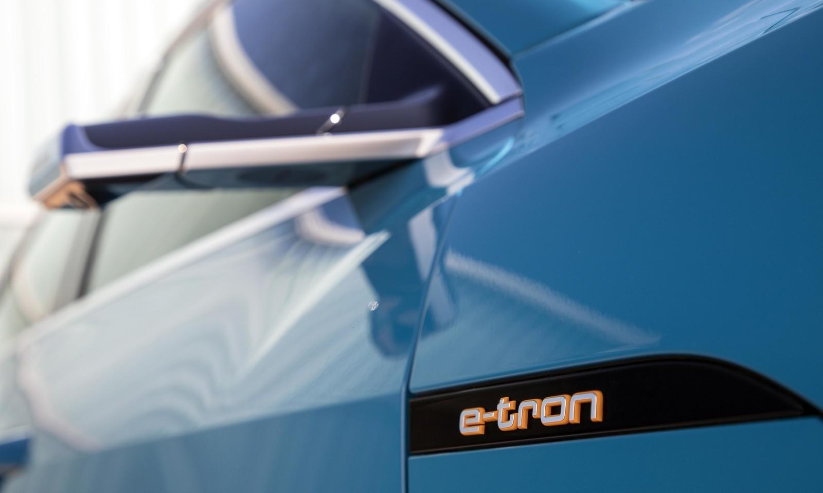 Foto de Audi e-tron (56/111)